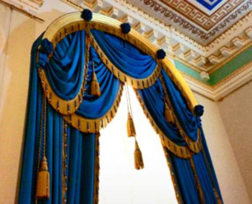 Оформление оконных и дверных проёмов
