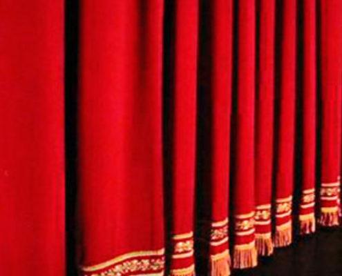 Ткани театрального ассортимента